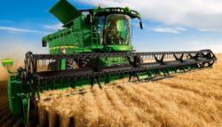 consorcio de colheitadeira